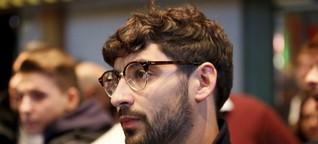 Bijan Kaffenberger hat Tourette – und sitzt bald im hessischen Landtag
