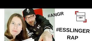 ANGR über Straßenrap, HipHop Klischees und seine Motivation I Rap aus Esslingen I SoundBox #3