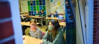 TAGESSCHAU.DE | Corona in Deutschland: Luftfilter zu teuer für Schulen?