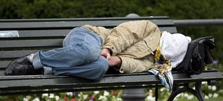 EU: Die Obdachlosigkeit in Europa steigt   Europamagazin