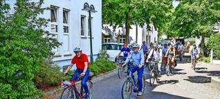 Radumfahrt in Stadtbezirk:  Tour de Zuffenhausen mit dem Minister
