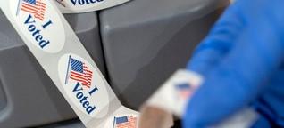 Mitternachtsabstimmung: US-Wahltag startet in New Hampshire