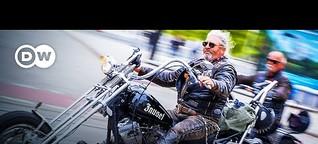 Motorradlärm: Wer gibt nach im Streit um Biker-Fahrverbote? | DW Nachrichten
