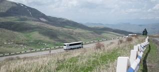 Armenien: Reise in eine fremde Heimat