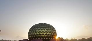 Auroville - Gesellschaftsutopie im Süden Indiens