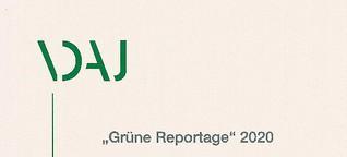 VDAJ-Journalistenpreis 2020