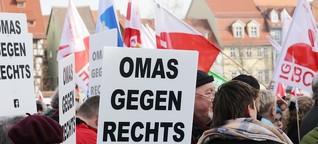 Des Nazis alte Feindin | DW | 09.11.2020