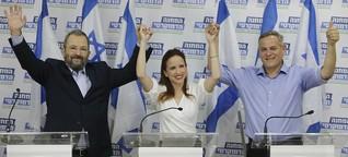 Parlamentswahl in Israel: Zwischen schlecht und schlechter