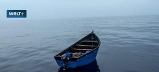 Migranten vor Gran Canaria: Sterben, wo andere Urlaub machen - WELT