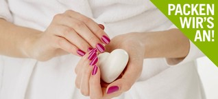 Wie hygienisch ist feste Seife?