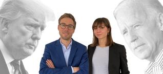 US-Wahl: Liveshow mit Armin Laschet und Markus Söder