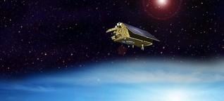 Sentinel-6: Meeresspiegel unter Beobachtung