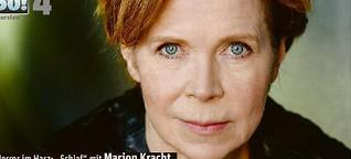 """Horror im Harz: Marion Kracht über ihre Rolle in """"Schlaf"""""""