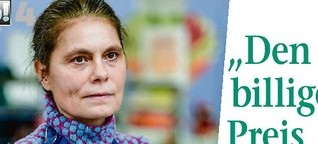 Fernsehköchin Sarah Wiener fordert eine radikale Ernährungswende