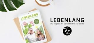 Produktverantwortliche für LEBENLANG Ausgabe N°19