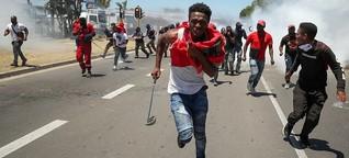 Gewalt nach Abiball in Südafrika: Nur Weiße feierten
