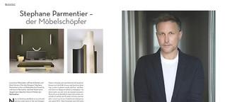 Der Luxus-Liebhaber: Designer Stéphane Parmentier