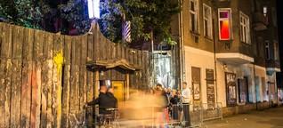 Berliner Türsteher in der Krise: Hier kommt keiner durch