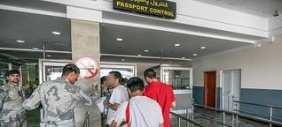 Rückkehr nach Afghanistan - Zurückgekehrte sind empfänglich für Terrorgruppen
