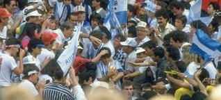 """Diego Maradona in Argentinien: """"Er hatte das, was Messi nie haben wird"""" - DER SPIEGEL - Sport"""