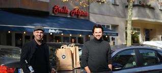 Corona-Aktion: Kostenlose Mietwagen für Berlins Gastronomen