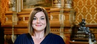 """Katharina Fegebank über grüne Politik: """"Keine City-Maut. Das gilt"""""""