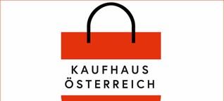 """Online-Shopping: Die neue Online-Shopping-Plattform: das """"Kaufhaus Österreich"""""""
