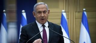 Israels Parlament stimmt für Auflösung: Machtspiele mitten in der größten Krise seit Jahrzenten