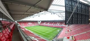 Die Opel Arena in 360 Grad erleben - VRM Stories