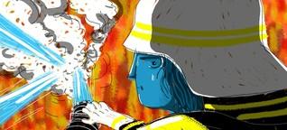 Warum gehen so wenige Frauen zur Feuerwehr?