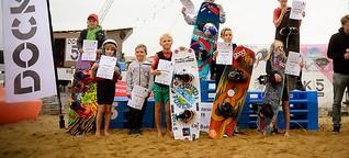WDR KiRaKa: Mit 8 Jahren Wakeboard-Profi