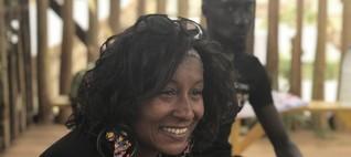 Mit dem Ausbau eines Krankenhauses hilft Cynthia Menschen im Senegal