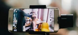Smartphone Gimbal Test 2020 / 2021