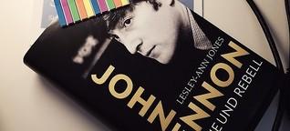 Being John Lennon:  Vor 40 Jahren wurde der Musiker ermordet