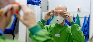 Geduld und Spucke: Porträt des Virologen Jonas Schmidt-Chanasit