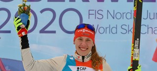 Jenny Nowak über die Nordische Kombination der Frauen und ihren Olympia-Traum