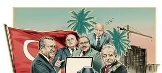 Panama Papers: Die Unternehmer aus Erdogans Umfeld