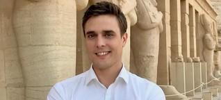 Tagesschau: Constantin Schreiber ist der neue Moderator