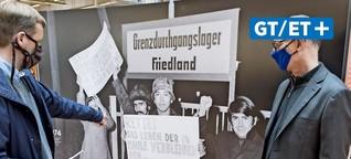 """Museum Friedland zeigt Sonderausstellung im """"Kauf Park"""" in Göttingen"""