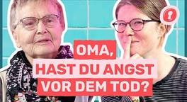 Liebe & Tod: 7 Tabu-Fragen an meine Oma | Auf Klo