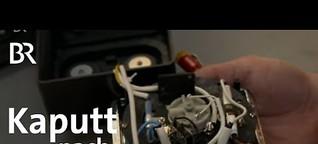 Reparatur-Revolution: Wiederbeleben statt wegwerfen | UNKRAUT | BR