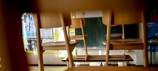 """Schulen in der Pandemie: """"Hybridunterricht ist eine Katastrophe"""""""