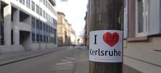 Zur Parterinnensuche nach Heidelberg? Was der Männerüberschuss mit Karlsruhe macht