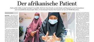 Der afrikanische Patient