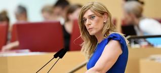 """Tessa Ganserer - Transfrau im Landtag: """"Ich verlange, dass dieser Staat mich akzeptiert"""" - DER SPIEGEL - Politik"""