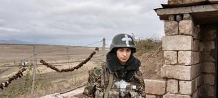 Bergkarabach: Ein Sieg, aber kein Ende