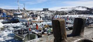 Grönland träumt vom Rohstoff-Reichtum