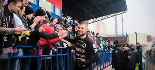Le match que vous n'avez pas regardé : Krumkachy-FK Minsk (SoFoot.com)
