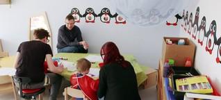 Überforderte Familien: Kinder in der Krise
