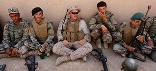 """""""US-Truppenabzug spielt in die Hände der Taliban"""""""